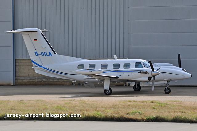 D-IHLA Piper PA-42-720 Cheyenne IIIA