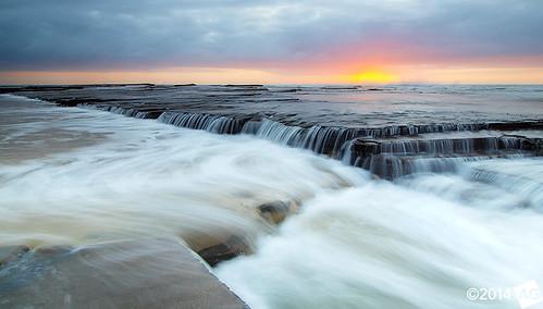 ocean seascape sunrise flow australia nsw illawarra littleausti olympuse620 nswseascapers