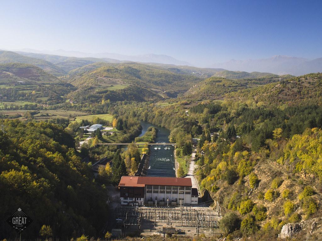 Spilje Hydro Power Plant
