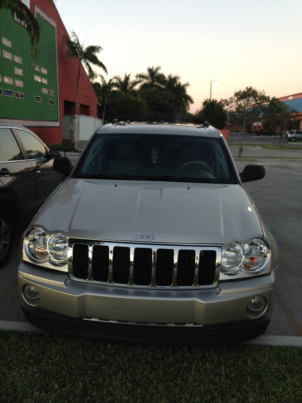 SOLD ||| 2007 Jeep Grand Cherokee Limited 3 0 CRD 4x4