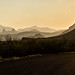 Sunrise on the Chisos Range by J. Moore Outdoor Photography