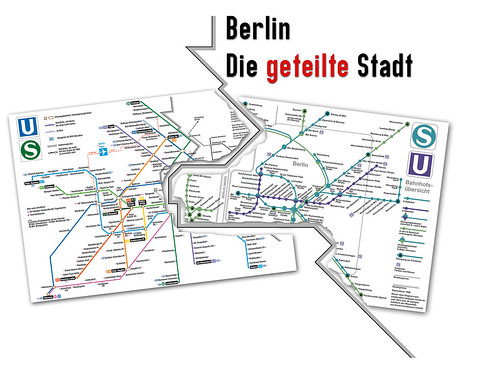 Berlin — die geteilte Stadt