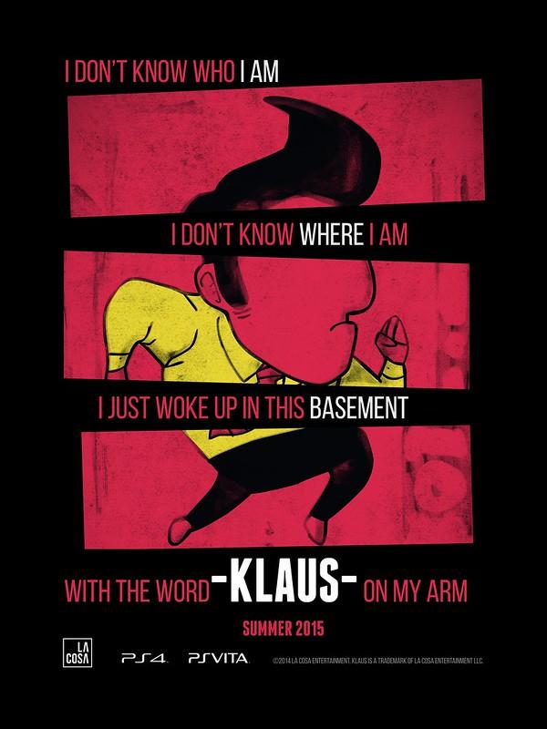 Стильный платформер Klaus выйдет на PS4 и PS Vita
