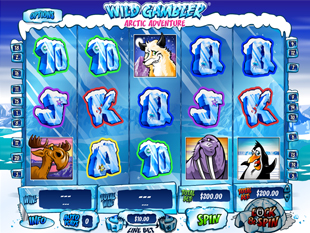 Wild Gambler - Arctic Adventure slot game online review