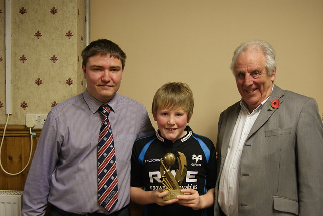 Under 11s Player of the Year