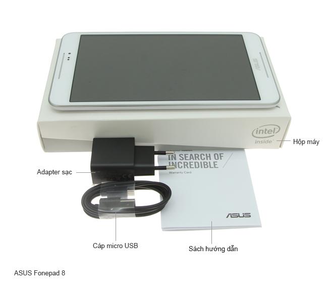 FE380 chiếc tablet 8 inch sành điệu cho giới trẻ - 44040