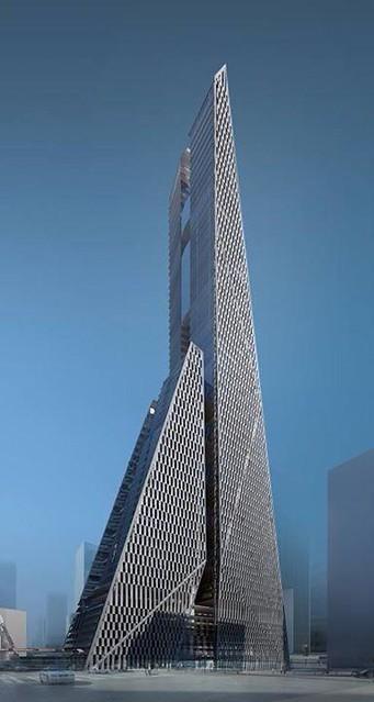 Menara DBKL 2 is KL City Hall's future headquarters.