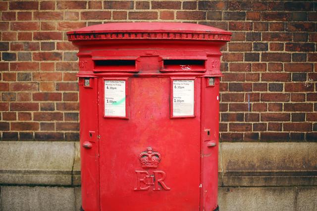 Letter Box London