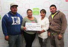 Alejandra Gonzalez from Caldwell, ID - $28,000 Slingo Splash