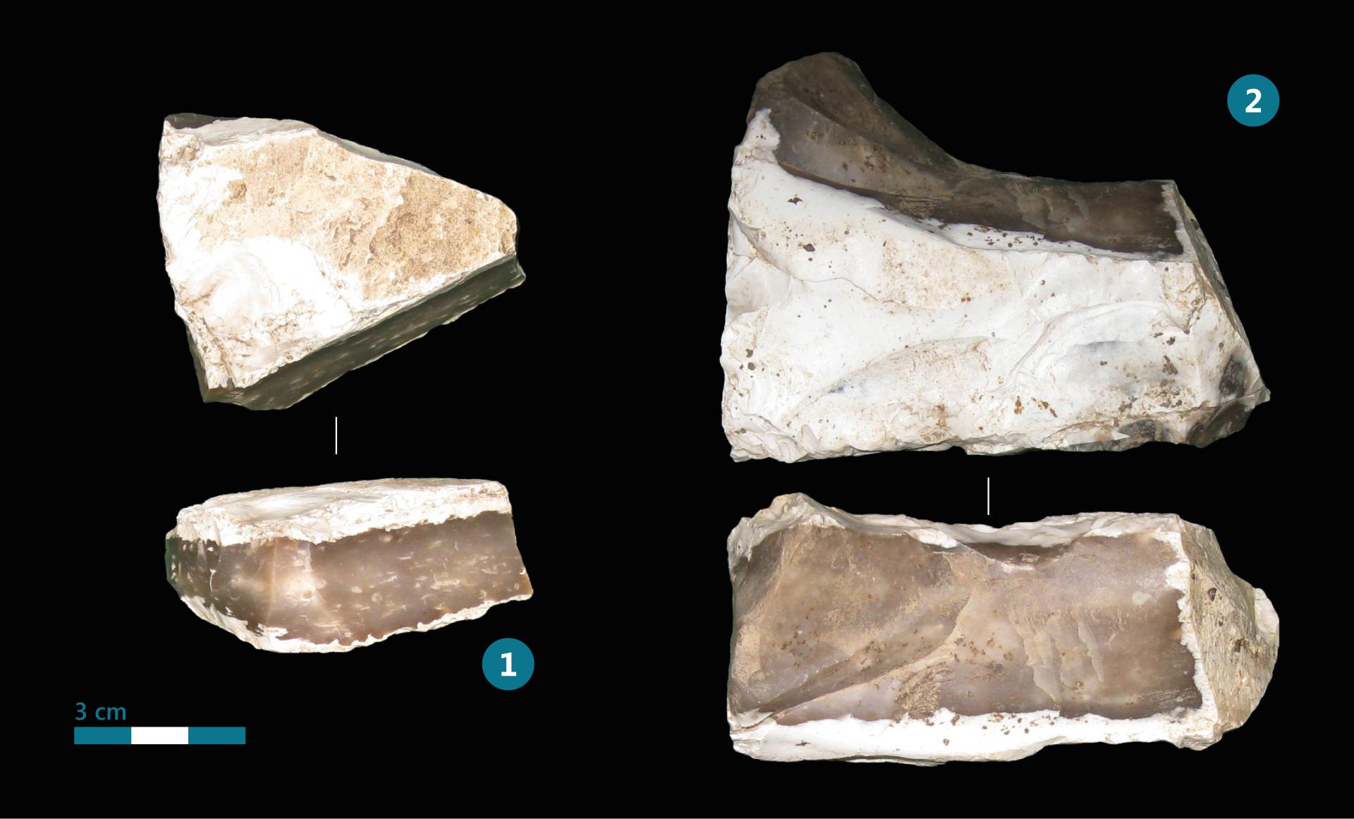 Cserhát-hegység paleolitikum 2. ábra