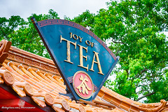 Joy of Tea #EPCOT China Disney 2014