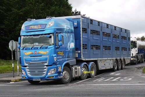 DAF XF460 - County Limerick