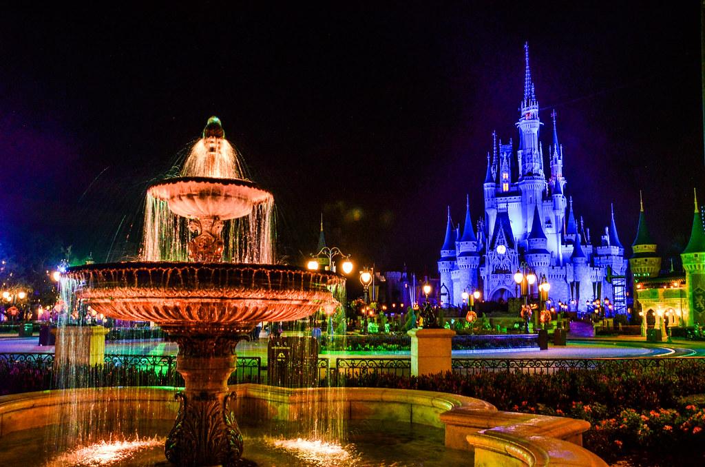 MK Fountain castle 2