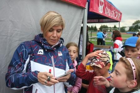 Získá Kateřina Neumannová dodatečně zlato z olympijských her?
