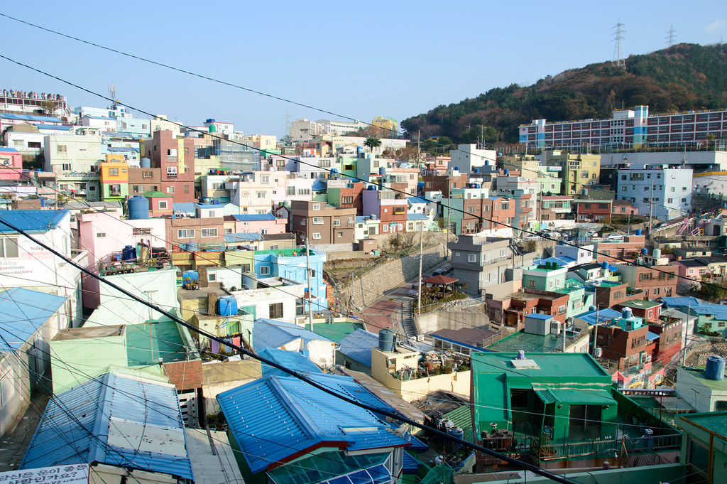 Gamcheon Culture Village / 감천문화마을
