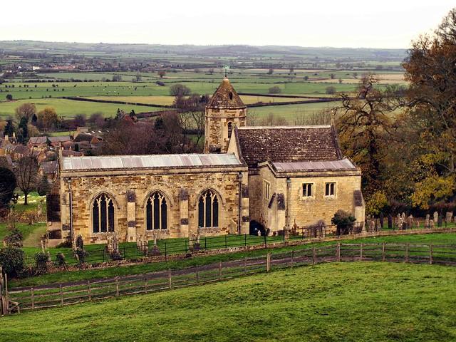 Rockingham Castle Church 008