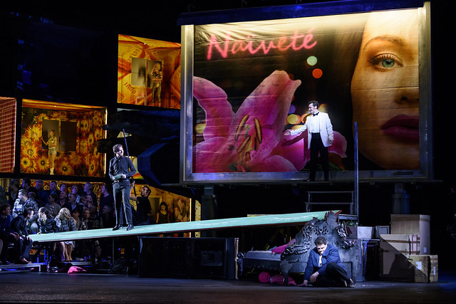 Production photo of Manon Lescaut, The Royal Opera © ROH 2016. Photo by Bill Cooper