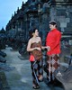 :couplekiss: Outdoor prewedding photoshoot concept with Javanese traditional dress for @hashyatalitha & @ejebak at Candi Plaosan Temple Jawa Tengah. Foto prewedding by @poetrafoto, http://prewedding.poetrafoto.com  Follow IG: @poetrafoto for more pre+wedd