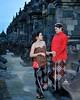 :couplekiss: Outdoor prewedding photoshoot concept with Javanese traditional dress for @hashyatalitha & @ejebak at Candi Plaosan Temple Jawa Tengah. Foto prewedding by @poetrafoto, http://prewedding.poetrafoto.com  Follow IG: @poetrafoto for more pre+wedd