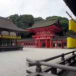下鴨神社 (Shimogamo Shrine)