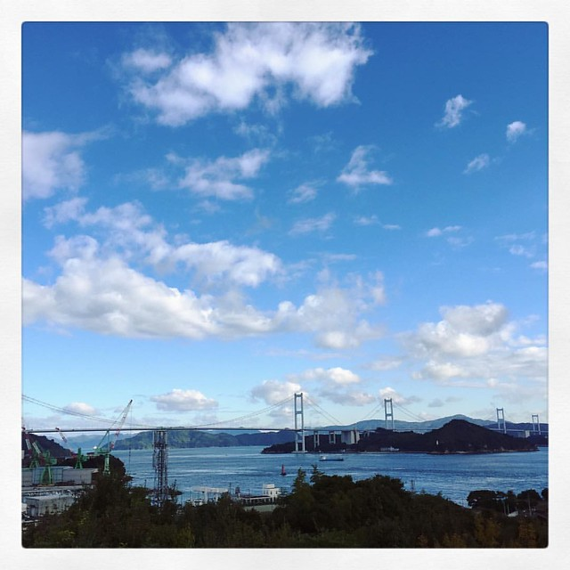 Photo:「高知県までドライブ」 今治まで来た。 #ドライブ  #日帰りドライブ  #しまなみ街道 By kaidouminato