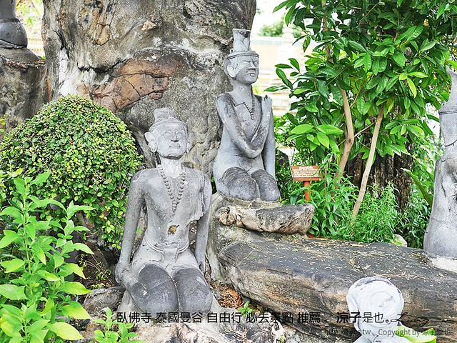 臥佛寺 泰國曼谷 自由行 必去景點 推薦 10