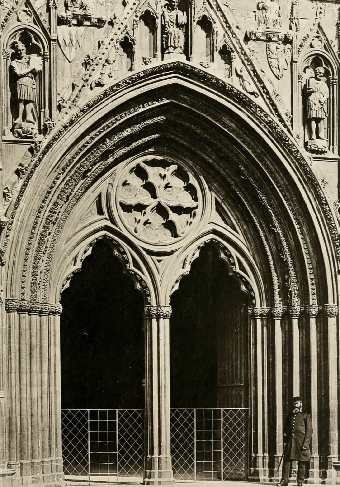 York Minster, late 1800s