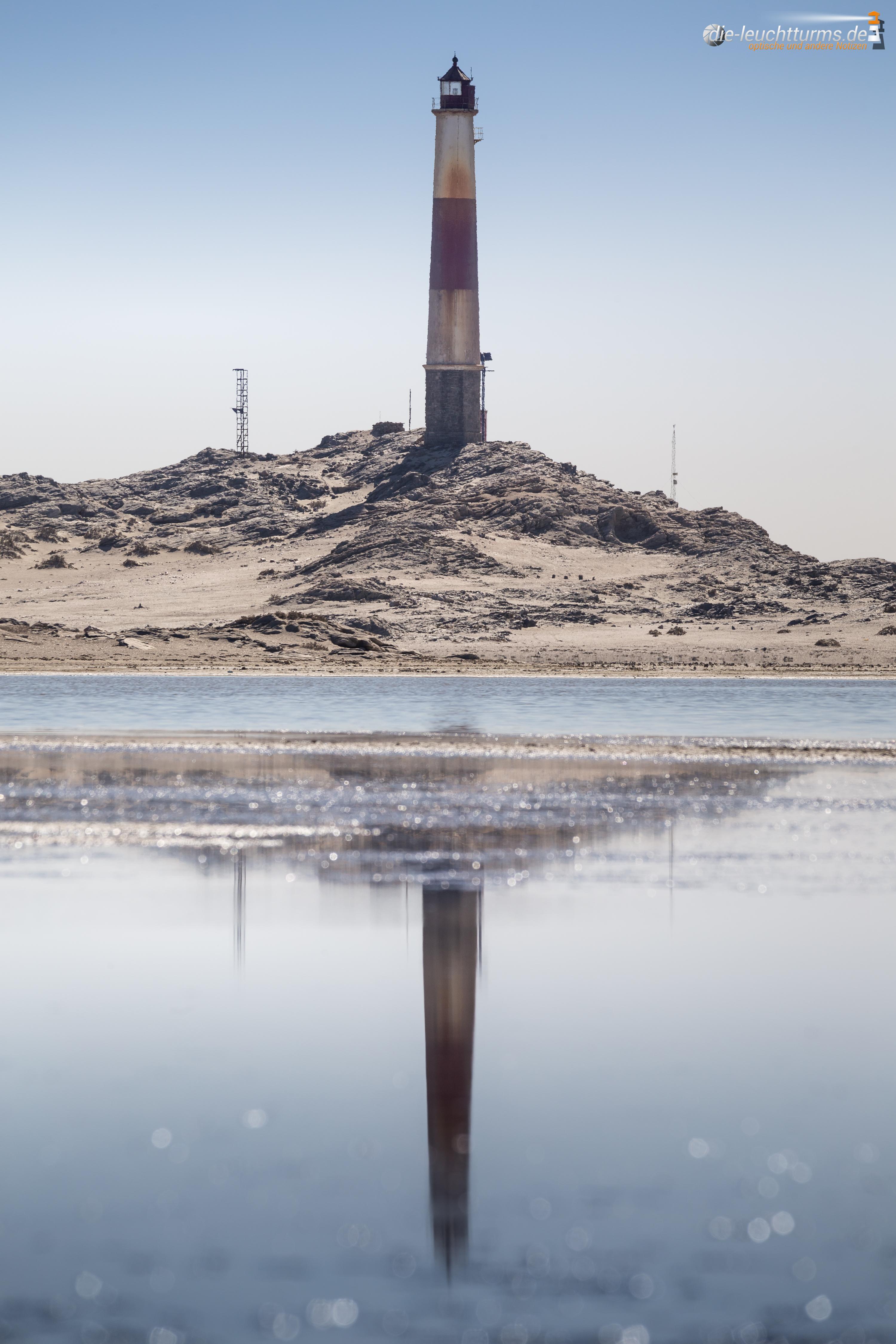 Lighthouse on Diaz Point