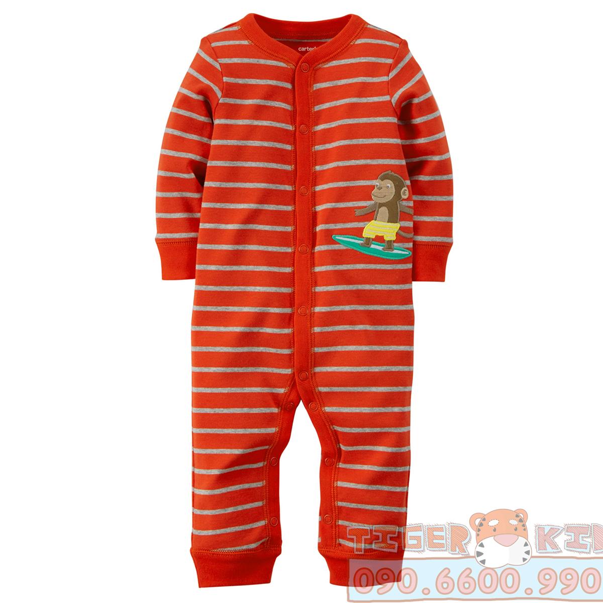 30896896596 2fc5e86bd0 o Sleepsuit nhập Mỹ size 6M;9M