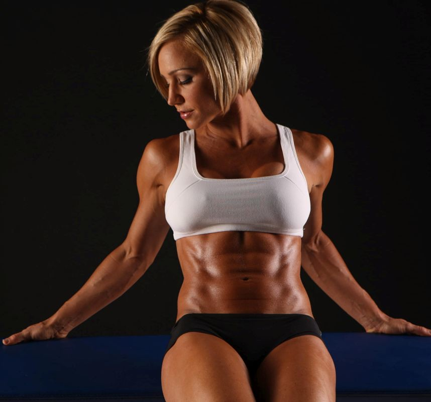 Jamie Eason - Female Fitness