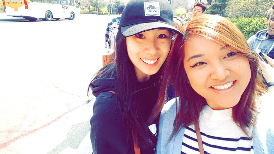 Nguyen, Anna; South Korea - Episode 11