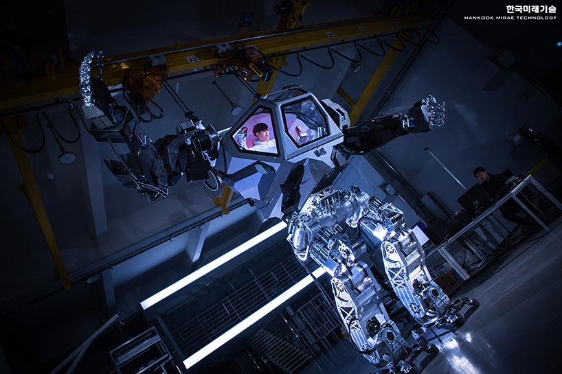 Робот-гуманоид METHOD-2