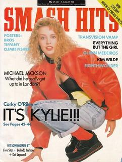 Smash Hits, July 27, 1988