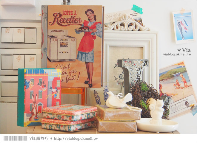【台中雜貨】小樹苗生活雜貨~一條悠靜小巷弄裡的美好ZAKKA LIFE!23