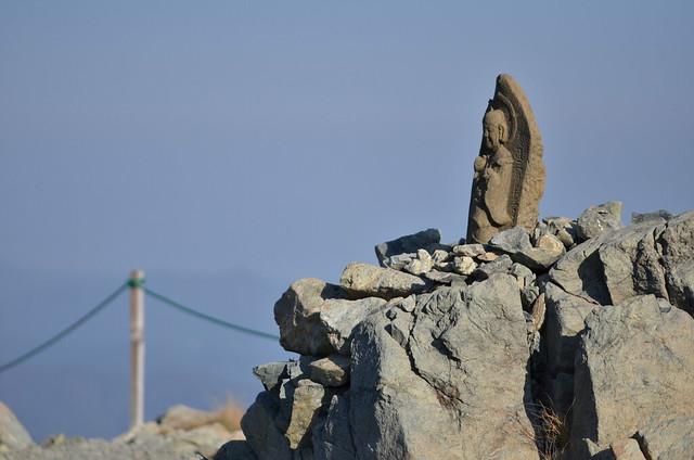 紅葉と青空の秋の長野旅行 白馬 2014年10月11日