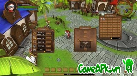 Fantasy RPG World Online v1.3 hack full tiền cho Android