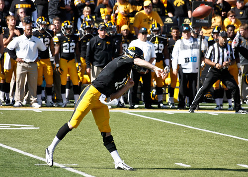 Iowa Beats Indiana | by Phil Roeder