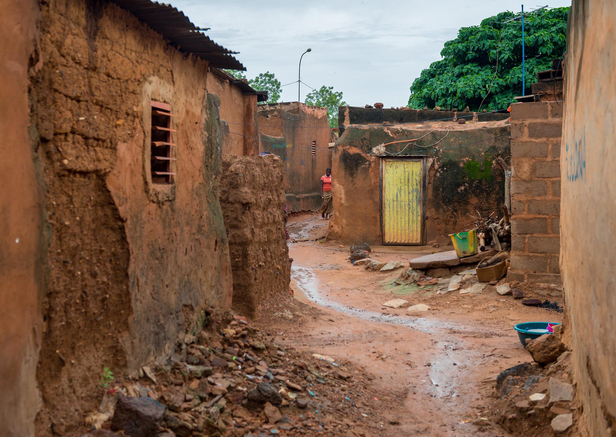 Bobo-Dioulasso Street Scene