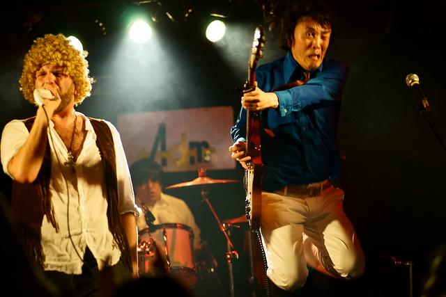 TOWNZEN live at Adm, Tokyo, 15 Oct 2014. 101C
