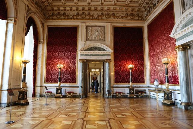 Christiansborg Palace Velvet Room