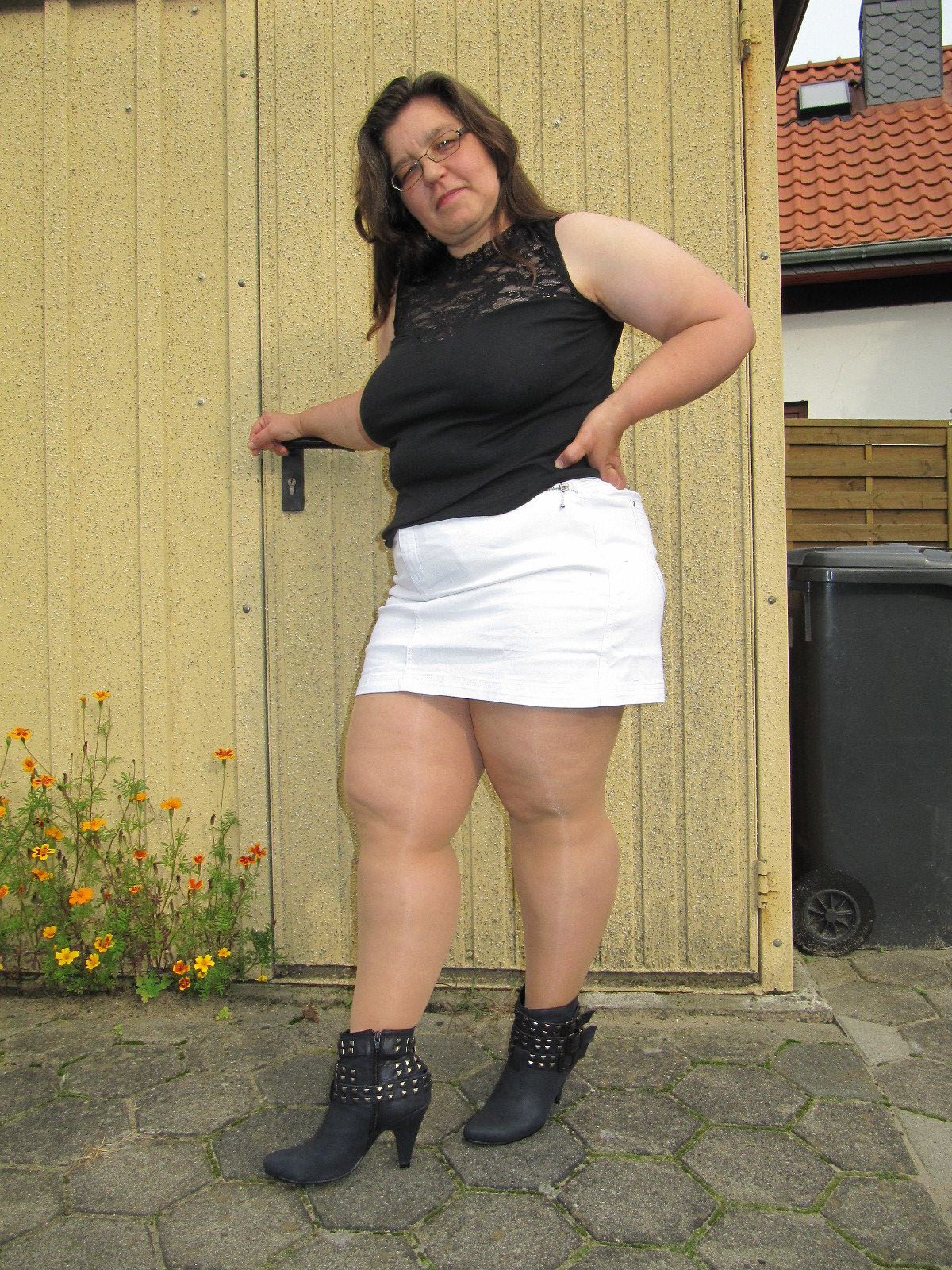 Right! amature bbw pics Almost the