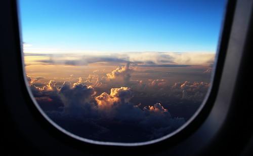 living on jet plane