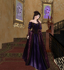 Caterina Gown - Dusk