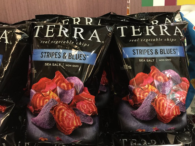 Terra real Vegetable Chips