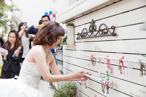 台南商務會館-一般戶外證婚儀式 (11)