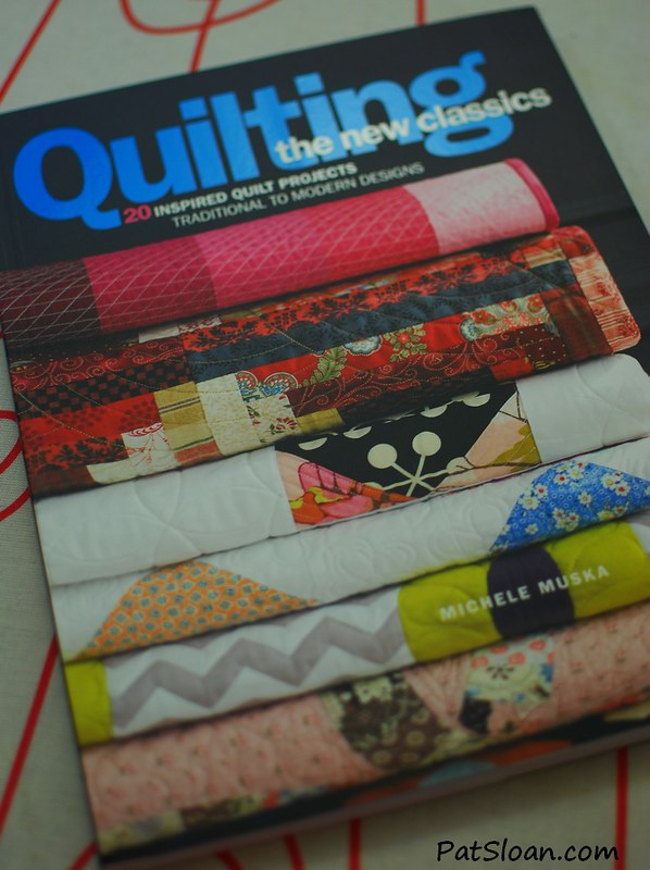 pat sloan quilting the new classics review 1