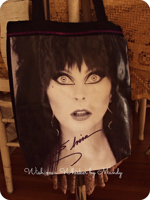 Merry Halloween from Elvira