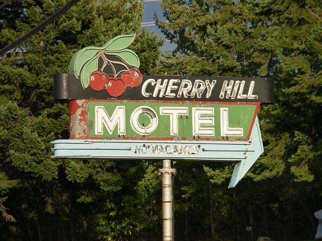 Cherry Hill Motel - 50713 U.S. Highway 93 , Polson, Montana U.S.A. - September 12, 2014