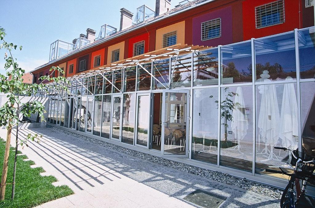 Hostel Celica, Metelkova, Ljubljana