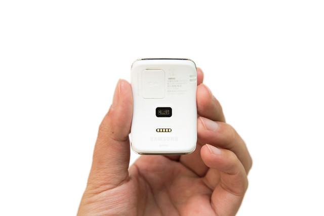 終極智慧手錶對決 (8) 頂端?!SAMSUNG Gear S 影音開箱介紹 @3C 達人廖阿輝